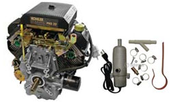 Go Kart Engines & Components