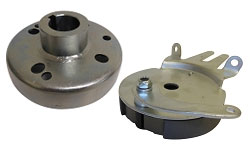 Go Kart Brake Drums and Bands