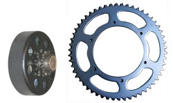 Drift Trike Clutches, Sprockets, and Chain