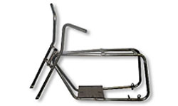 Mini Bike Frame Components