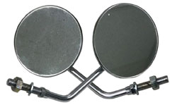 Mini Bike Mirrors