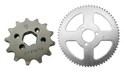Mini Bike Sprockets