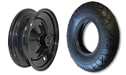 Mini Bike Tires and Inner Tubes