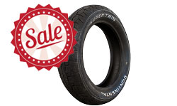 Motorcycle Tire Sale Event