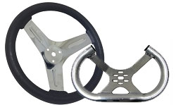 Go Kart Steering Wheels