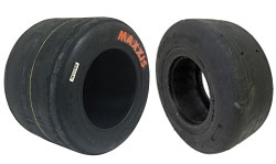 Racing Go Kart Tires and Slicks