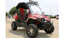 Trialmaster Challenger 150 UTV Parts