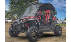 Trailmaster Challenger 300 UTV Parts