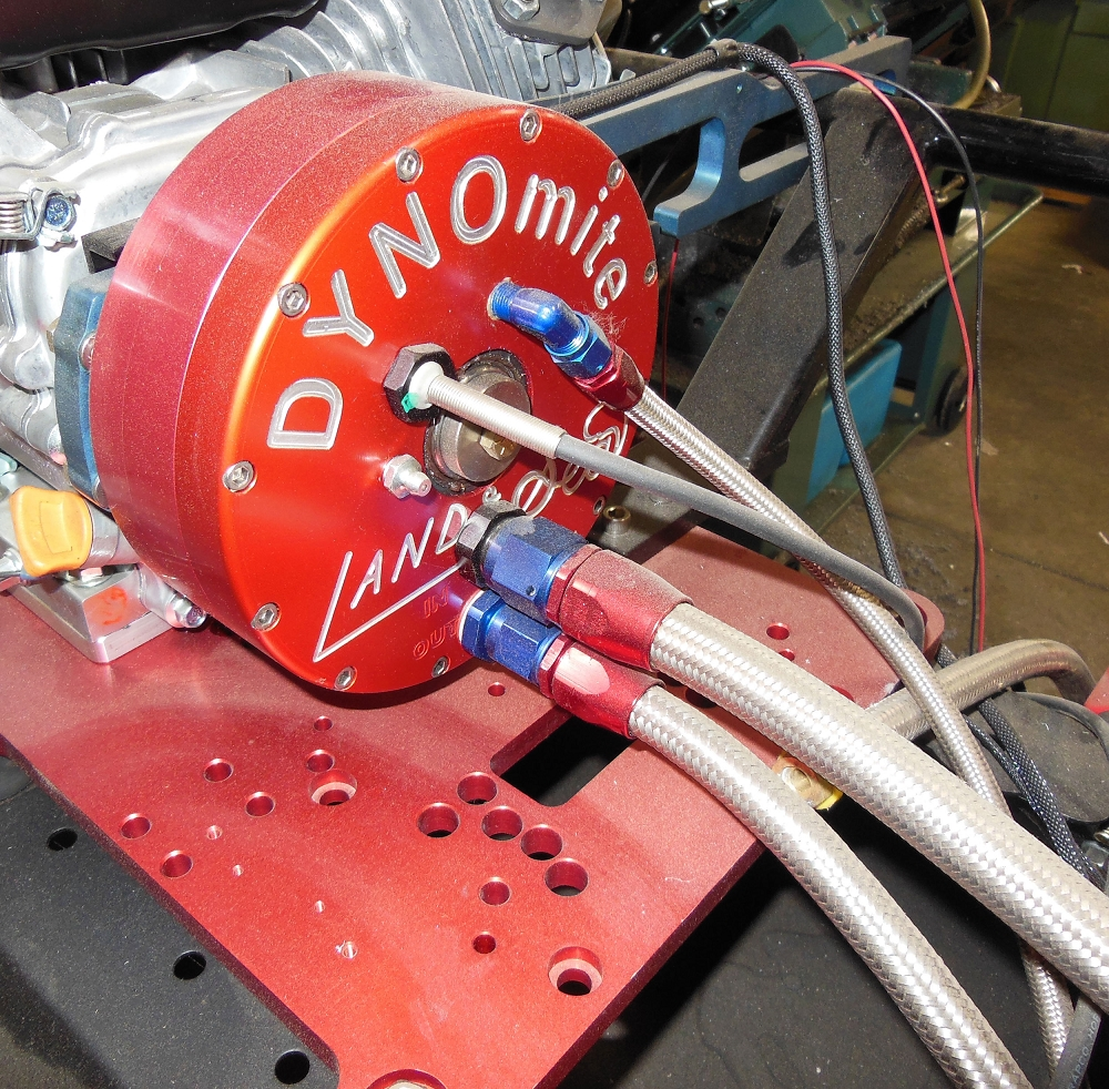 Water Brake Dynamometer Torque Meter : Land sea s dynomite kart dynamometer bmi