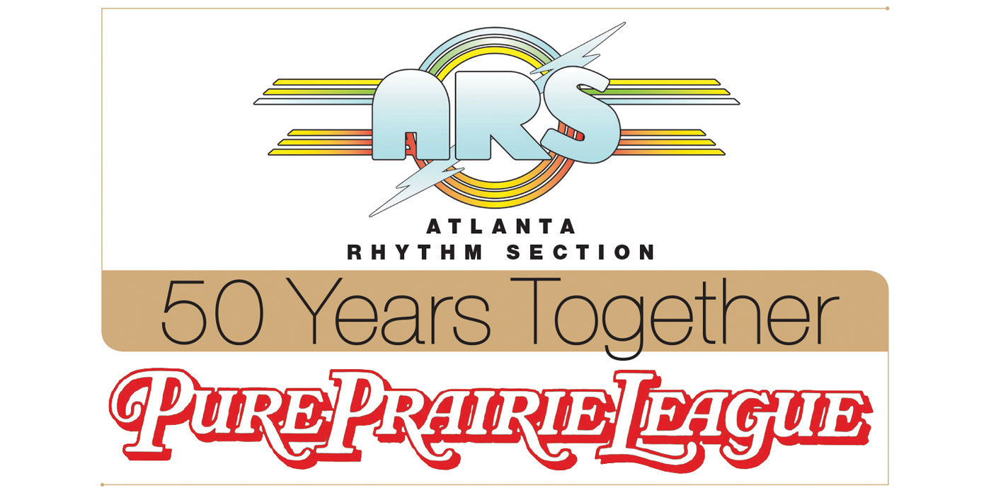 Pure Prairie League and Atlanta Rhythm Section