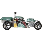 Hot Wheels Star Wars Character Car Boba Fett