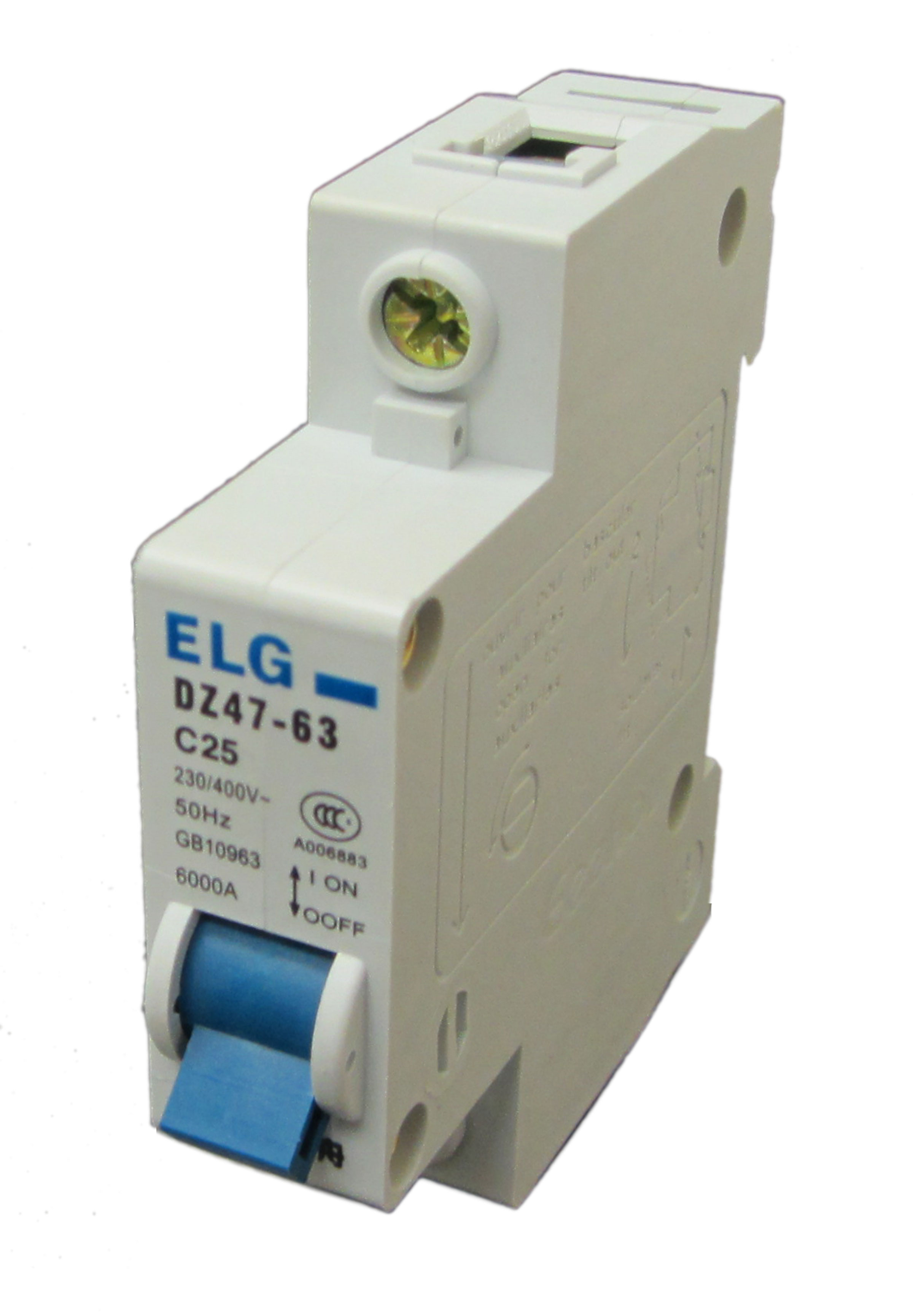1 Pole Overload Proetction Circuit Breaker Dz47 63 C25 Jd40001 Generator Zoom