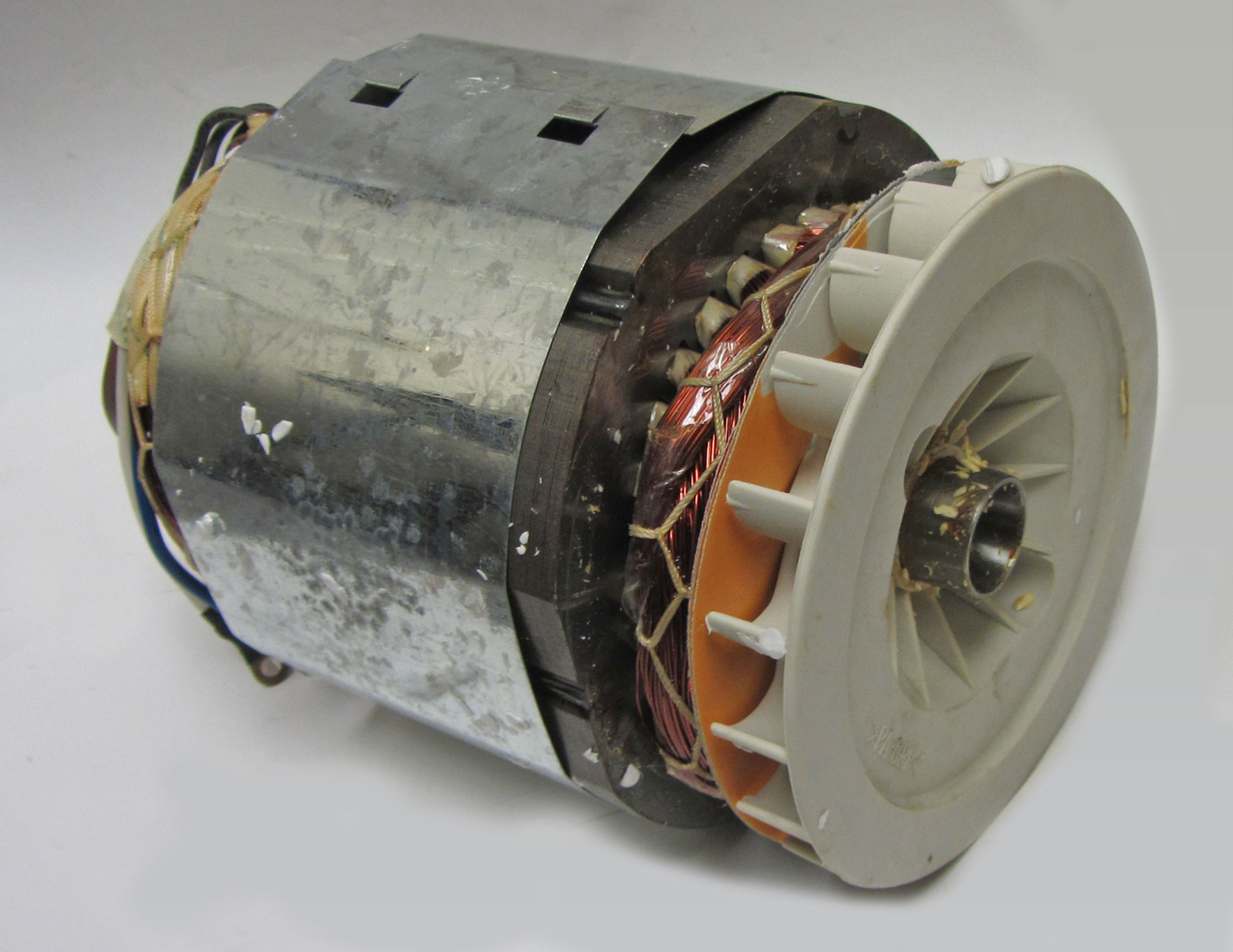 Stator & Rotor Assembly for 4000w Generator | JD800115 | BMI Karts And Parts