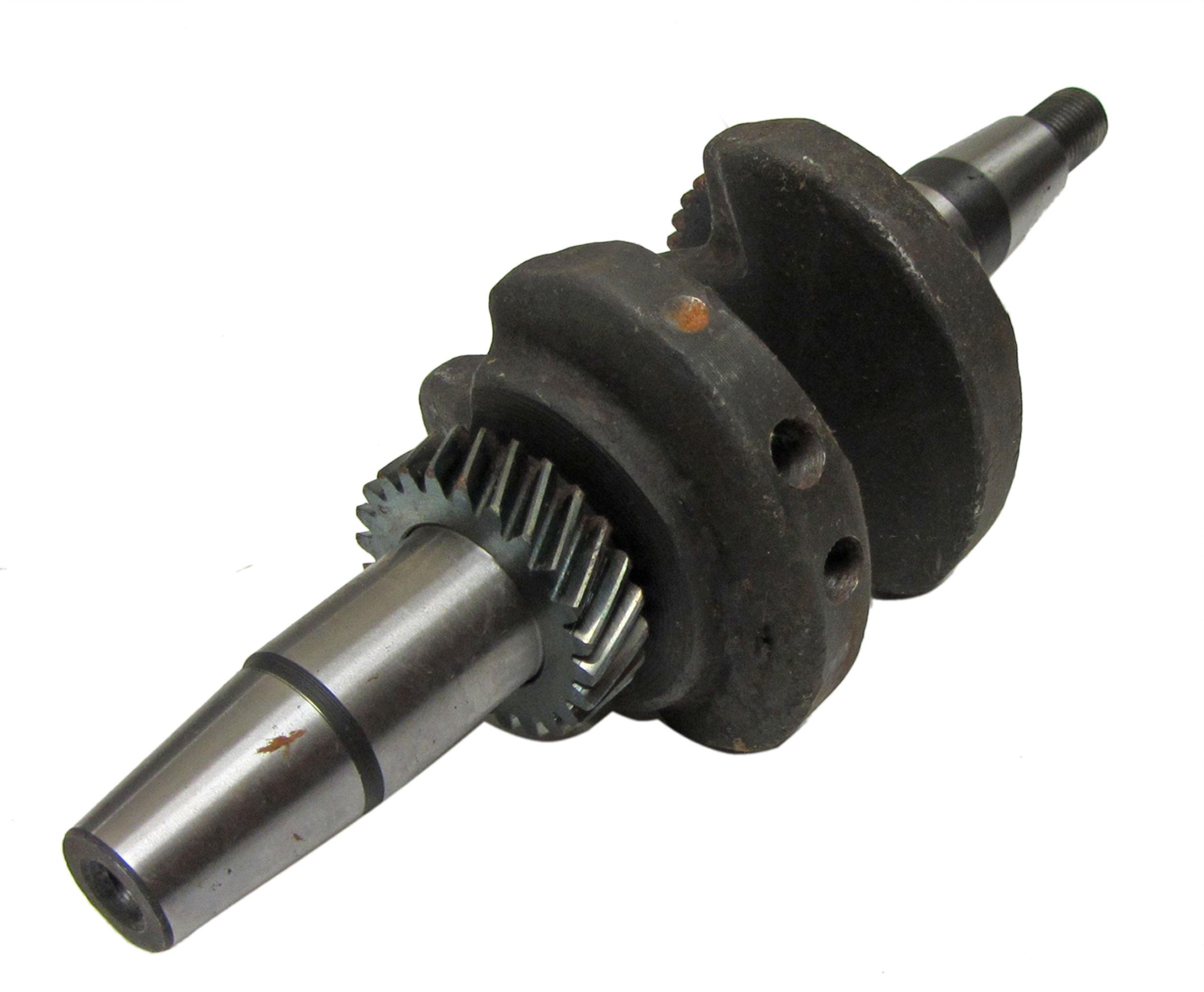 Crankshaft for 6 5HP Clone Honda GX200 Gas Engine Motor Type E Tapered New