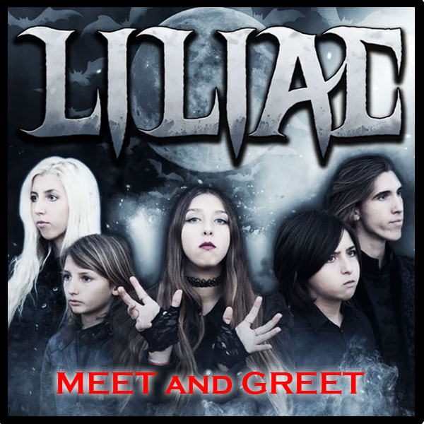 Liliac Meet and Greet (10/12/19) - *MUST PURCHASE TICKET SEPARATELY*