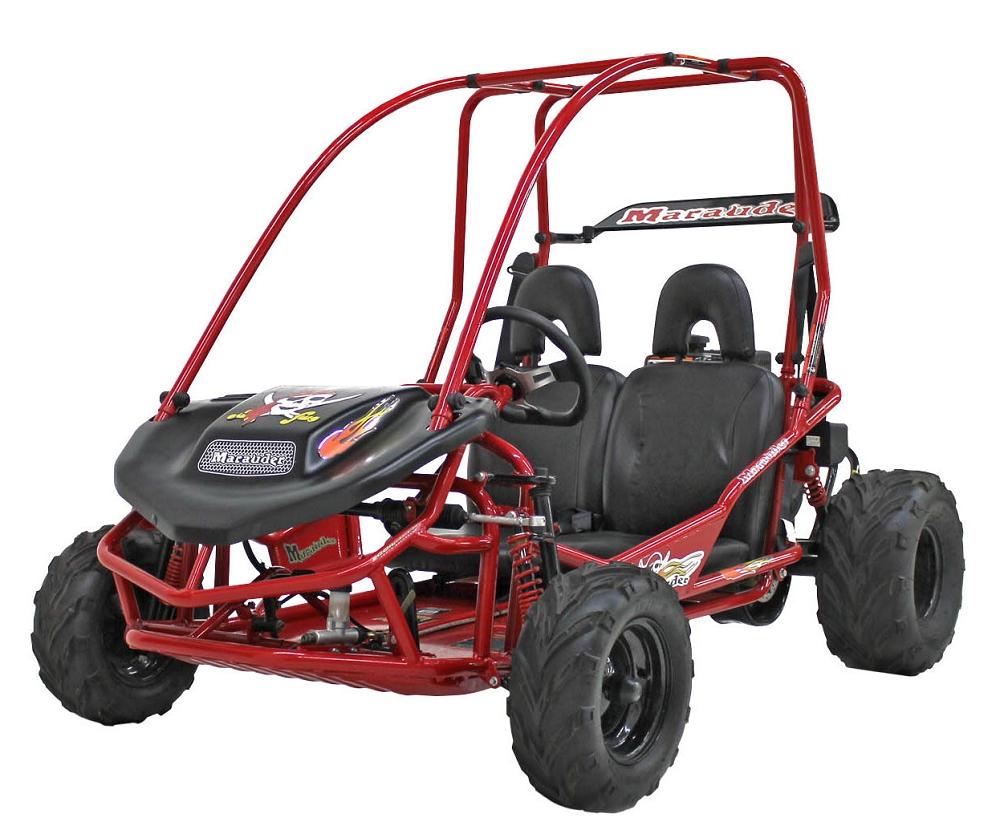 Marauder 208cc Go Kart from ASW | Marauder | BMI Karts And Parts