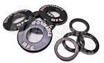 Front Wheel Hub Bearing Shield Set (5/8