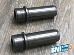 Set of 2;  Intake & Exhaust Valve Guides For Harley-Davidson Big Twins (1948 - early 79)
