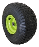 15x6.00-6 Carlisle Turf-Saver with Rim (3/4