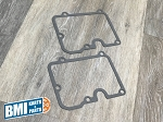 Set of Two;  Top Cover Gasket (5-Speed) for Harley-Davidson FLT (1980 and Later)