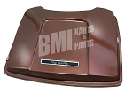 Genuine Harley-Davidson King Tour Pack Cover (Saddle Brown)