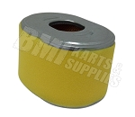 Air Filter for Honda GX160 & GX200 Series Engines (Yellow - Single Mesh)