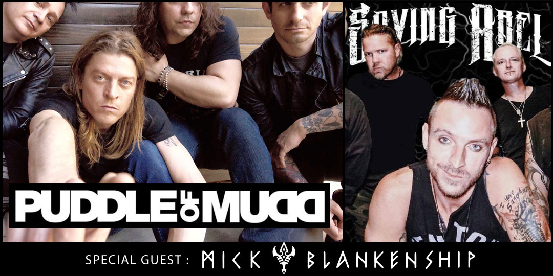 Puddle of Mudd - The Redemption Tour (with Saving Abel)