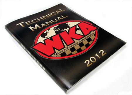 Wka 2012 tech manual | wka_man | bmi karts and parts.