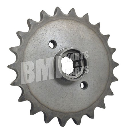 Counter Shaft Sprocket, 22T For Harley-Davidson K & Sportsters (1952-78)