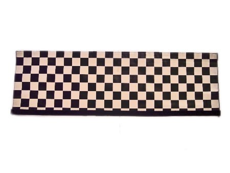 Vinyl  Wrap - Checkered