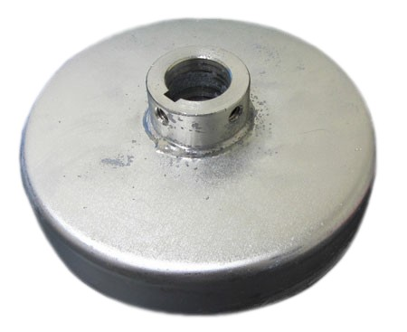 "6"" Brake Drum for 1"" Axle"