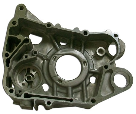 Right Crankcase for a GY6 150cc Howhit Engine