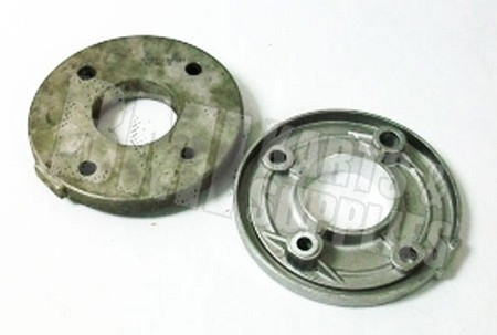 Rear Brake Plate for Yerf-Dog CUVs