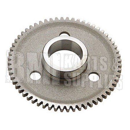 Starter Wheel for Clutch on GY6 150cc Engine