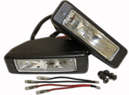Go Kart Headlights