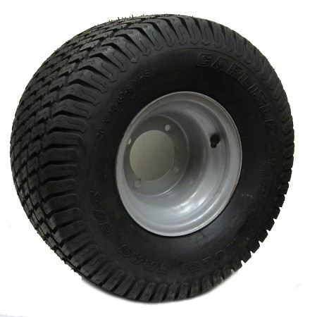20 x 10.00-8 Superturf Tire with Rim (Metric) (Used)
