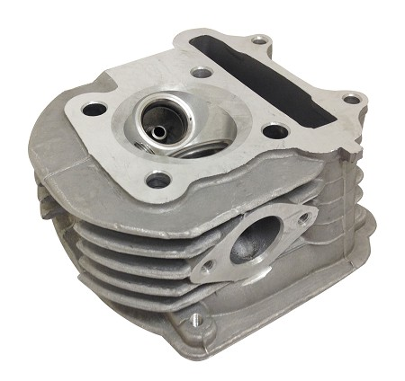 Cylinder Head for GY6 150cc Engine