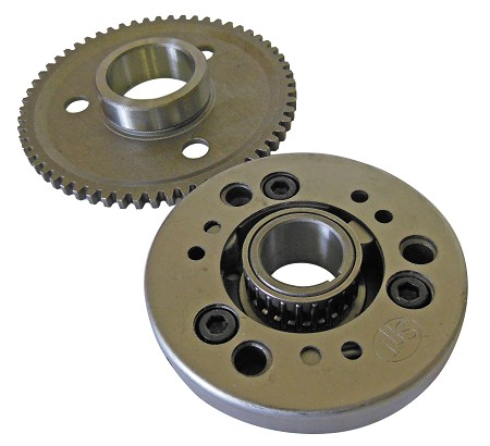 Starting Clutch for GY6, 150cc Engine