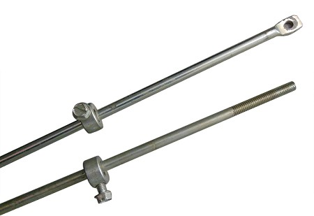 "43"" or 44"" Brake / Throttle Rod"