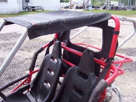 Canopy Top for Yerf-Dog Go-Kart