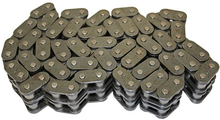 Primary Motorcycle Chain - #428 82  Link (Double Row)