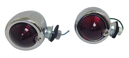 Classic Bullet Marker Light (Set of 2)
