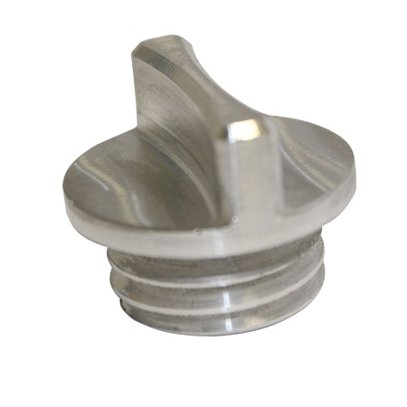 Aluminum Oil Cap for Briggs Animal & Tecumseh PowerSport