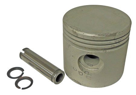 Piston With Pin For Harley-Davidson for U-Model (1937-48)