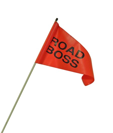 ---Out of Stock--- Safety Flag for Go Kart