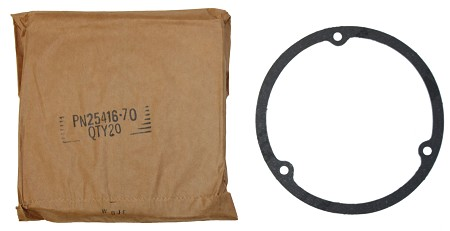20 Pack - Clutch Derby Gasket For Harley Big Twins 1970-83