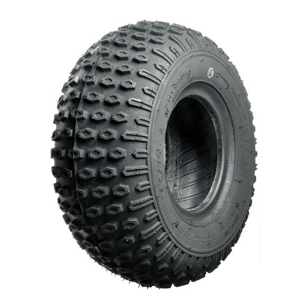 145/70-6 Kenda Knobby Tire (Scorpion)