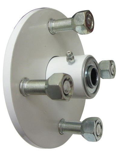 "4 x 4 Heavy Duty Wheel Hub (Front with 5/8"" Bearing)"