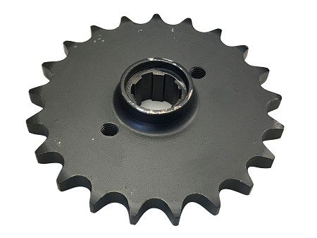 Counter Shaft Sprocket, 21T For Harley-Davidson Sportsters & K (1952-78)