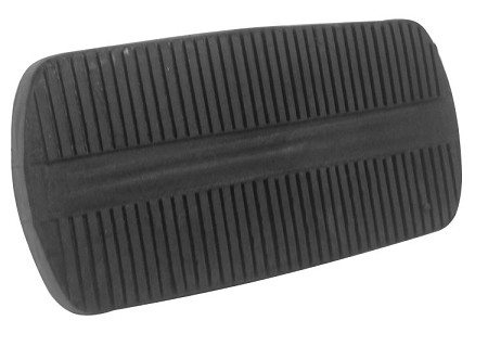 Brake Pedal Pad Only For Harley-Davidson Big Twin (1965+)